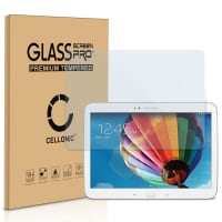 Screen protector glass Samsung Galaxy Tab 3 10.1 (GT-P5200 / GT-P5210 / GT-P5220) (2.5D Rounded Edges , 9H, 0,33mm, Full Glue) Tempered Glass
