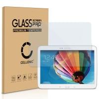 Panzerglas Samsung Galaxy Tab 3 10.1 (GT-P5200 / GT-P5210 / GT-P5220) (2.5D abgerundete Kanten, 9H, 0,33mm, Full Glue) Displayschutz Tempered Glass