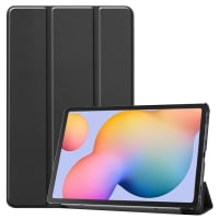 Case for Samsung Galaxy Tab S6 Lite (SM-P610 / SM-P615) - synthetic Leather, Black Case