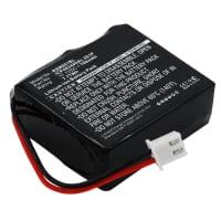 Batterie pour Ratiotec Soldi Smart Banknote Tester - ICP483440AL 3S1P (700mAh) Batterie Rechange