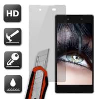 Cristal protector de la pantalla  para Sony Xperia Z5 (transparente)