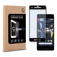 Displaybeschermglas voor Google Pixel 2 - Tempered Glass (HD kwaliteit / 3D Full Cover / 0,33mm / 9H)