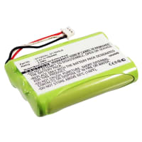 Battery for Spectralink 7202 7212 7522 7520 7540 7620, Polycom KIRK, KIRK 4040, Agfeo DECT 45 - NT7B65KL (700mAh) Replacement battery