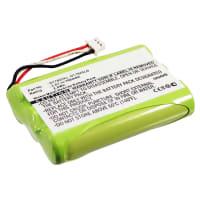 Batterie pour Spectralink 7202 7212 7522 7520 7540 7620, Polycom KIRK, KIRK 4040, Agfeo DECT 45 - NT7B65KL (700mAh) Batterie de remplacement