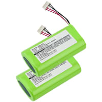 2x Battery for Sony SRS-X3 SRS-XB2 SRS-XB20 - ST-01 (2600mAh) Spare Battery Replacement