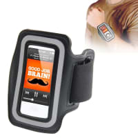 Sport Armband for Apple iPod 7 Nano - Plastic, Black Case