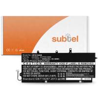 Batterij voor Elitebook 1040 G3 - BG06XL (3900mAh) vervangende accu