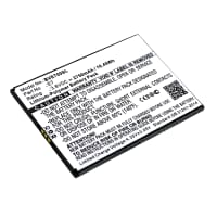 Battery for Blackview E7 - (2750mAh) Replacement battery