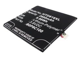 Batterie pour HTC Desire 816 (2600mAh) HTC B0P9C100