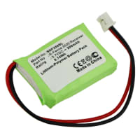 Battery for Dogtra E-Fence 3500 Receiver / YS-300 Bark Collar - (200mAh) Spare Battery Replacement