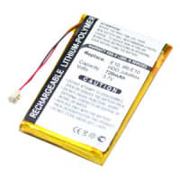 Battery for iriver E10 (780mAh)