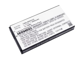 Battery for Unitech PA700, Unitech PA700MCA, Unitech PA720 - 1400-900023G,1400-900033G,S12GT1301A (3000mAh) Replacement battery