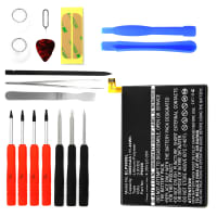Battery for Elephone P9000 incl. Tool-kit - (3000mAh) Replacement battery