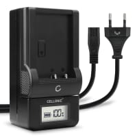 Chargeur BC-DC7 pour Leica BC-DC7 (Leica V-LUX 20 / V-LUX 30 / V-LUX 40)