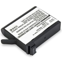 Battery for Garmin Virb Ultra Virb Ultra 30 - 010-12389-15,361-00087-00 (1000mAh) Replacement battery