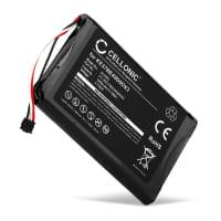 CELLONIC® 361-00035-00, KE37BE49D0DX3 GPS-batteri för Garmin Edge 800 / Edge 810 / Edge Touring med 1000mAh - navigatorbatteri med lång batteritid