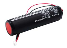 Batterij voor Logitech Pure-Fi Anywhere 2nd Gen. MM50 - Logitech NTA2335 (3000mAh) vervangende accu
