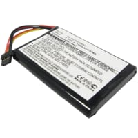 Batterie pour TomTom 1EP0.029.01, 4EP0.001.02, 5EP0.029.01, TomTom XXL IQ Routes (Edition Europe, South Africa) - 6027A0106201 R2 (1100mAh) Batterie de remplacement