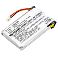 Battery for Infant Optics DXR-8, Luvion Grand Elite 2 - DXR8RLB (1150mAh) Replacement battery