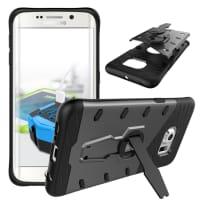 Back Cover per Samsung Galaxy S6 Edge (SM-G925 / SM-G925F) Custodia Borsa Guscio