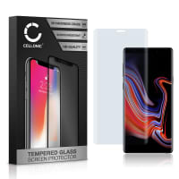 Displaybeschermglas Samsung Note 9 (3D Full Cover, 9H, 0,33mm, Edge Glue) Tempered Glass