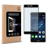Protection d'écran en verre pour Huawei P9 Plus - Tempered Glass (Qualité HD / 3D Full Cover / 0,33mm / 9H)