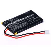 Batteri för JVC SP-AD70, SP-AD70-A, SP-AD70-B, SP-AD90, SP-AD90-B, SP-AD90-BB, SP-AD90-BW, SP-AD90-W - OJCJ-034 1500mAh