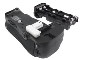 subtel® MB-D10 Empuñadura para Nikon D300 D700 D300S D900 Apretón / agarre batería, mango multifuncional