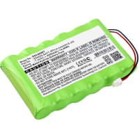 Battery for DSC Universal Wireless Alarm Communicator 3G4000 - 6PH-H-AA2200-S-J26 (2000mAh) Replacement battery