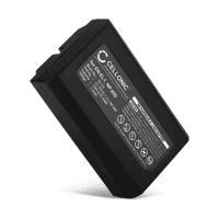 Batteri for Nikon Coolpix 4300 Coolpix 4500 Coolpix 4800 Coolpix 5000 Coolpix 5400, Konica Minolta DiMAGE A200 - EN-EL1,NP-800 (750mAh) reservebatteri