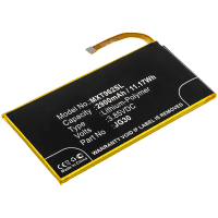 Battery for Motorola Moto G7 (XT1962-5) - JG30 (2900mAh) , Replacement battery