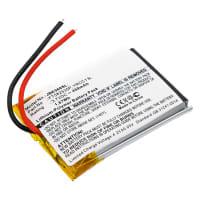 Batterie pour JBL J56BT - FT582535P, YRCC13L (450mAh) Batterie de remplacement