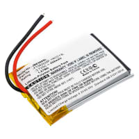 Batería para JBL J56BT - FT582535P, YRCC13L (450mAh) Batería de Reemplazo