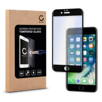 Displaybeschermglas voor iPhone 7 (A1660 / A1778 / A1779) - Tempered Glass (HD kwaliteit / 3D Full Cover / 0,33mm / 9H)