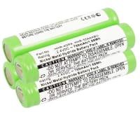 2x Battery for Panasonic KX-TG6572 KX-TG6511 KX-TG6411 KX-TG4021 KX-TG4011 KX-TG1061 KX-TG1031 KX-TG9391 KX-TGA641 KX-TGA651 - HHR-4DPA,HHR-55AAABU, HHR-55AAAB (700mAh) Replacement battery