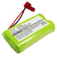 Batterie pour Earmuff 05455086, Control VP EEHCVP AMFM - NA2000D01C200 (2000mAh) Batterie de remplacement
