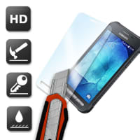 Screen protection glass for Samsung Galaxy Xcover 3 (Crystal clear)