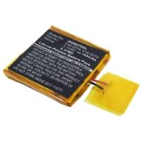 Akku für Apple iPod Shuffle 2 Gen. 1GB (A1204) / iPod Shuffle 3 Gen. (A1271) - 616-0274,616-0278 (100mAh) Ersatzakku