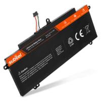 Akku für Toshiba Tecra Z40-A / Z40-B / Z40-C / Z40T-A / Z40T-B / Z40T-C / Z50-A - Notebookakku PA5149U-1BRS 3800mAh Ersatzakku, Laptopakku