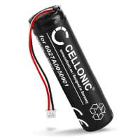 Batería para TomTom Rider 2nd Edition Urban Rider Central Europe Regional 4GC01 - 6027A0050901 MALAGA (2200mAh) Batería de repuesto