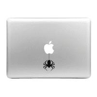 Sticker MacBook Araña Calcomanía Vinilo | Sticker Portátil para MacBook Air, Pro, 11