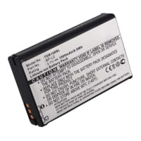 Battery for Tascam DR-1, GT-R1 - BP-L2 (1800mAh) Spare Battery Replacement