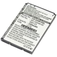 Battery for Garmin - Asus nüvifone M10 - 361-00048-00,SBP-23 (1200mAh) , Replacement battery