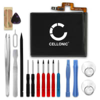 Batterie pour BlackBerry Passport / Passport 4G / Q30 + Set de micro vissage - BAT-58107-003 (3400mAh) Batterie de remplacement