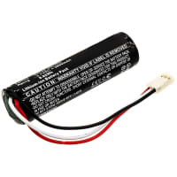 Battery for HT Instruments PQA824 THT45 THT46 - BAT45N,YABA0003HT1 (2600mAh ) Replacement battery
