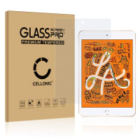 Screen protector glass iPad Mini (2019) / iPad Mini 4 (2.5D, 9H, 0,33mm, Full Glue) Tempered Glass