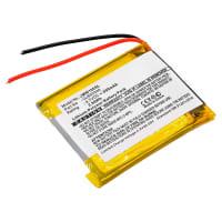 Batterij voor JBL Wind - GJ802540 (800mAh) vervangende accu