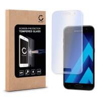 Screen protection glass 3D Full-Cover for Samsung Galaxy A5 (2017 - SM-A520) (Crystal clear)