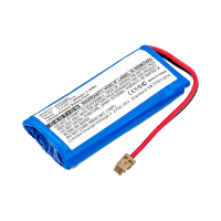 Battery for Socket Mobile CHS 7Qi / CHS 7X / CHS 7Xi - AC4059-1479 (600mAh) Replacement battery