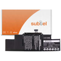 Battery for MacBook Pro 15 Retina - A1398 - (Mid 2012 / Early 2013) - A1417 (8600mAh) Replacement battery